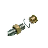 Inox flexibel voor ketel-boiler aansluiting