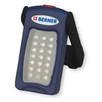 BERNER LED lamp + toebehoren