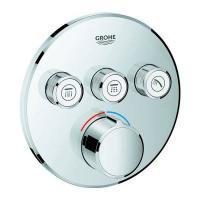 Douchekranen GROHE thermostatisch voor 3 uitgangen