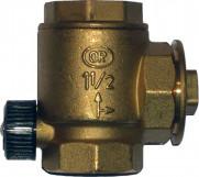 Universele flow valve