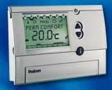 Thermostaat THEBEN op batterijen
