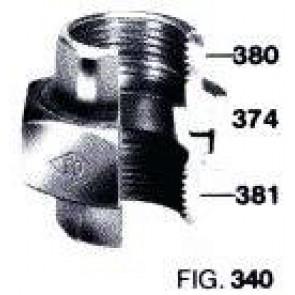 Raccord FF Galva nr 340
