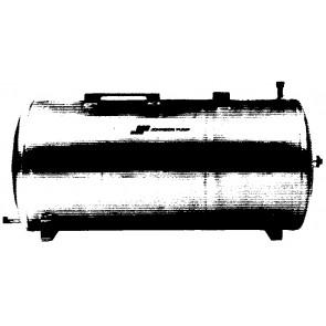 Hydrofoorketel horizontaal (liggend)