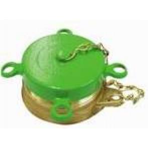 Vulstop met groen deksel N 14 V