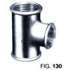 T-stuk FFF Galva nr 130