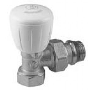 Radiatorkraan R 421H haaks thermost