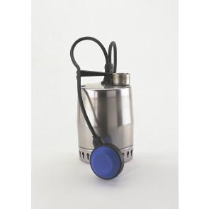 Kelderpomp KP roestvrij staal (huishoudelijk tot 10mm)
