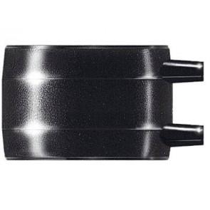 Electromof HDPE ZWART