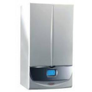 Condensatie wandketel ZEUS met ingebouwde boiler