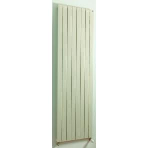 Rad RODA (FASSANE=HX) verticale elem, enkel RAL 9016