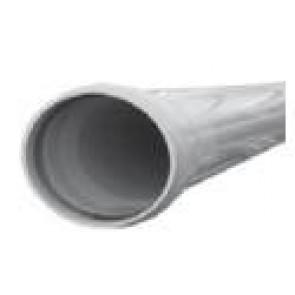 Lengte PVC buis WIT van 1 meter